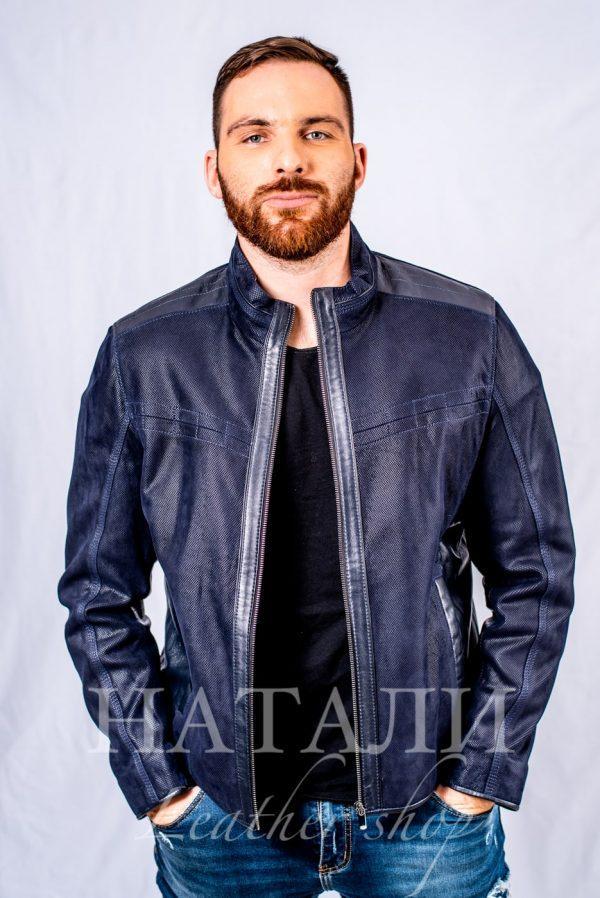 Мъжки кожени якета